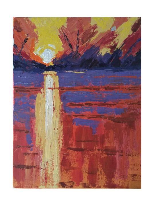 Sunset shades - Surinder