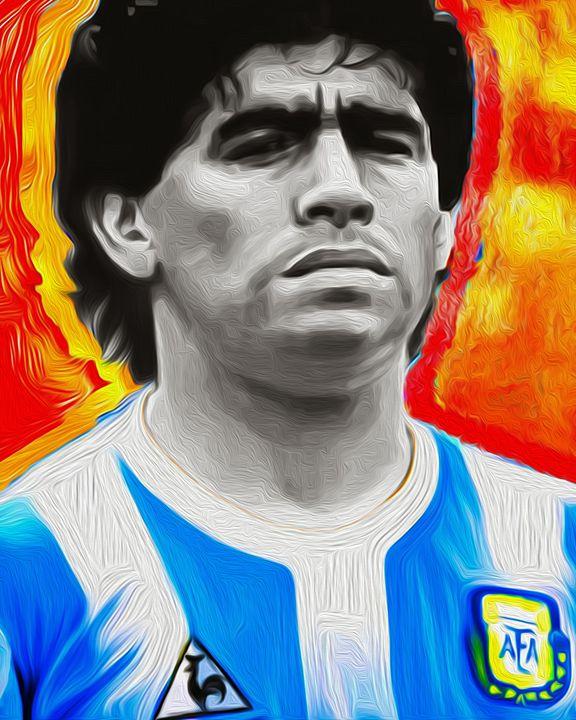 Nixo Maradona - Nixo