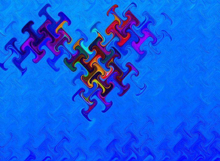 Nixo Abstract 39842 - Nixo
