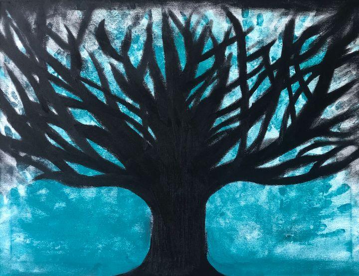 The Tree of Success - Jenna Marotta's Art & Photography