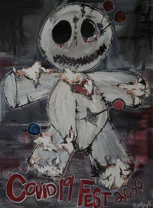 2020 Voodoo - Strange Art