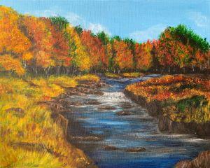 Merging Creek