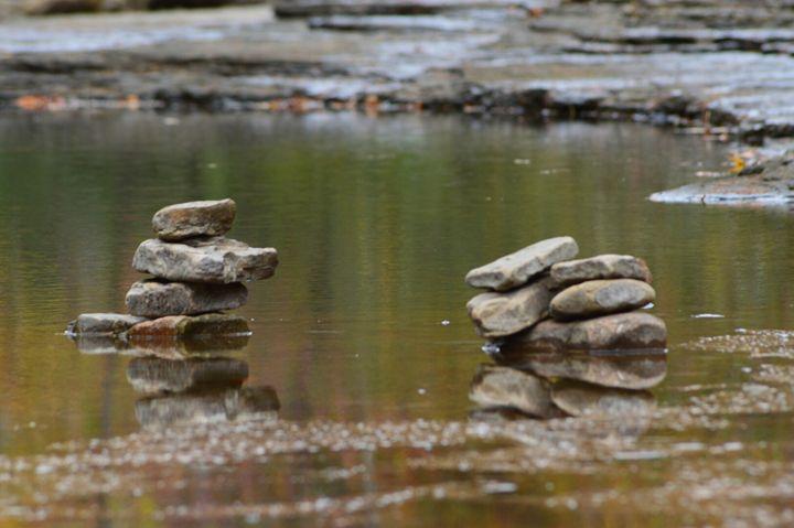 Rocks - Mountains of Arkansas