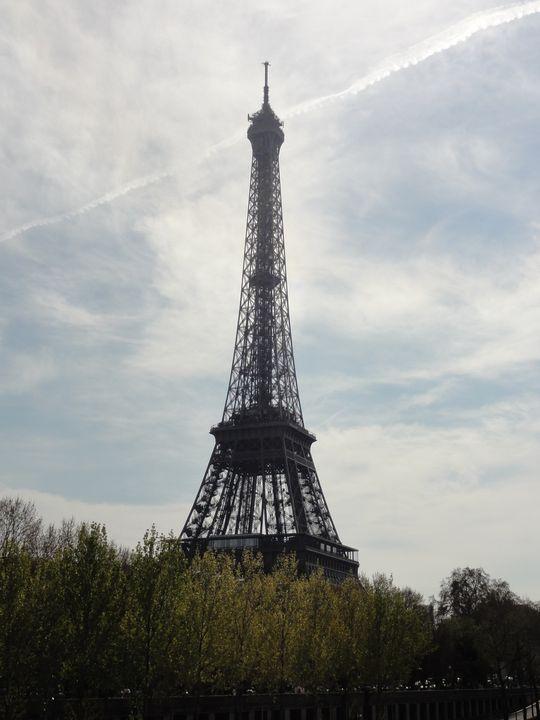 THE EIFFEL TOWER - Karine P