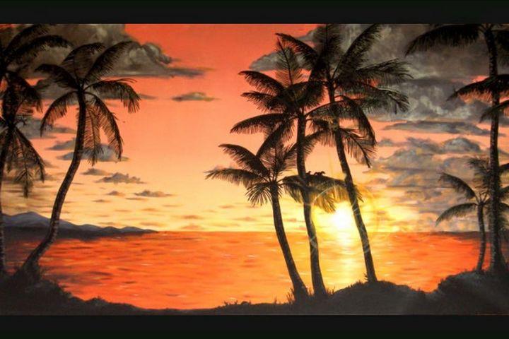 Cool sunset - Danny