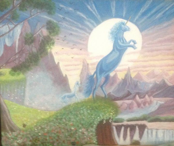 Magical centopia  fairytale - Danny