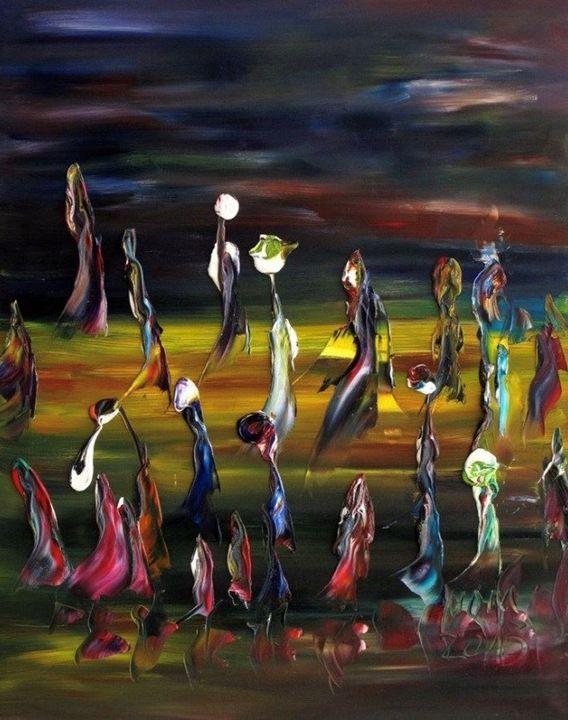 Reflejos en el agua - Miguel Oscar Menassa