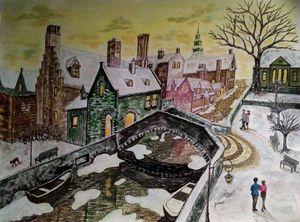 Winter Bruges
