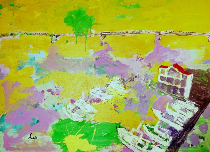 Crab Islend - La Famis Art