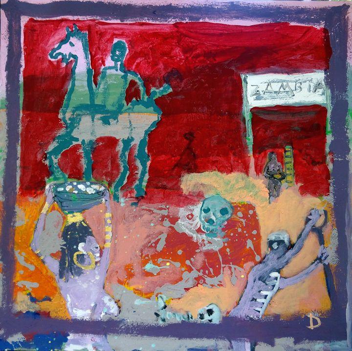 zambia - La Famis Art
