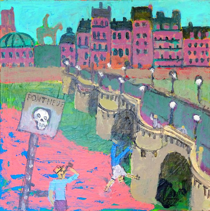 Pont Neuf - La Famis Art