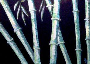 the bamboo - George Mika