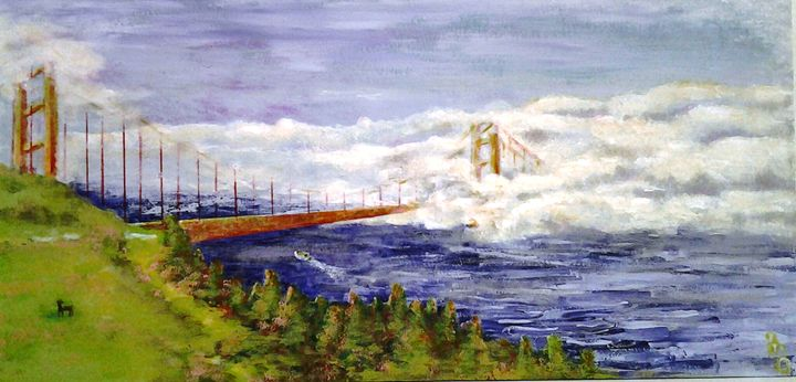 Golden Gate - George Mika