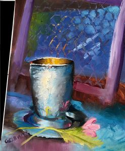 A Cup for Your Cup - by Alison Gelbman