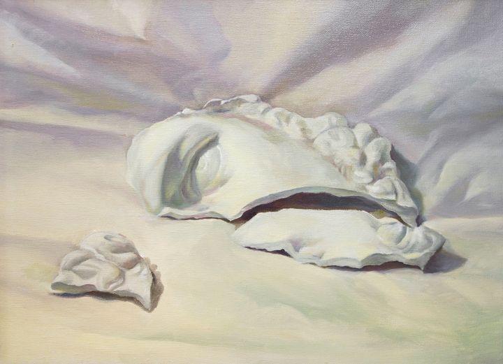 White on white - Maho's Gallery