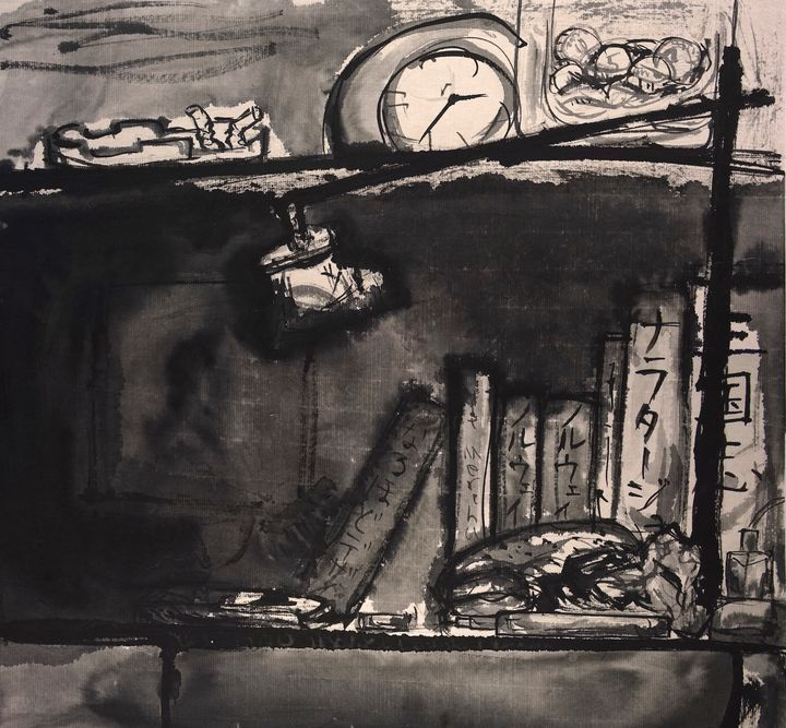 Desk - Maho's Gallery