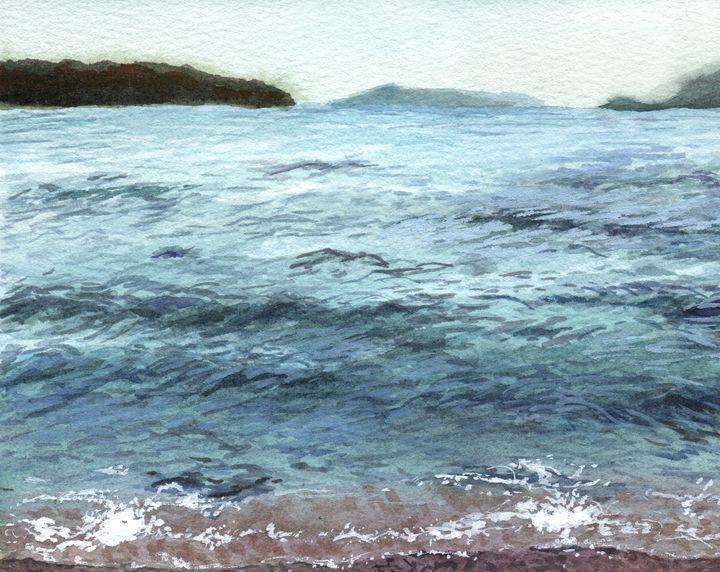 Waves - Maho's Gallery