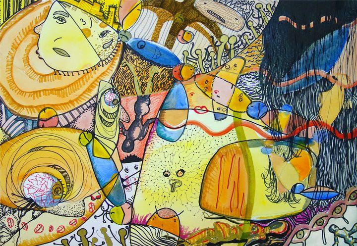 Yellow - Maho's Gallery