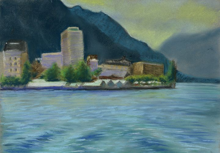 Montreux - Maho's Gallery
