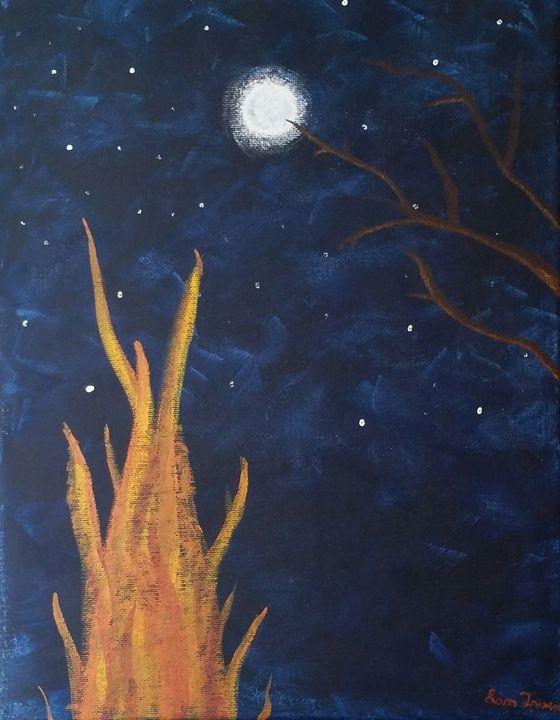 Campfire - Samantha Koppelkam