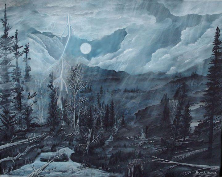 sense the storm - bryan ray