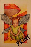 PRINT of Fairy Peyton
