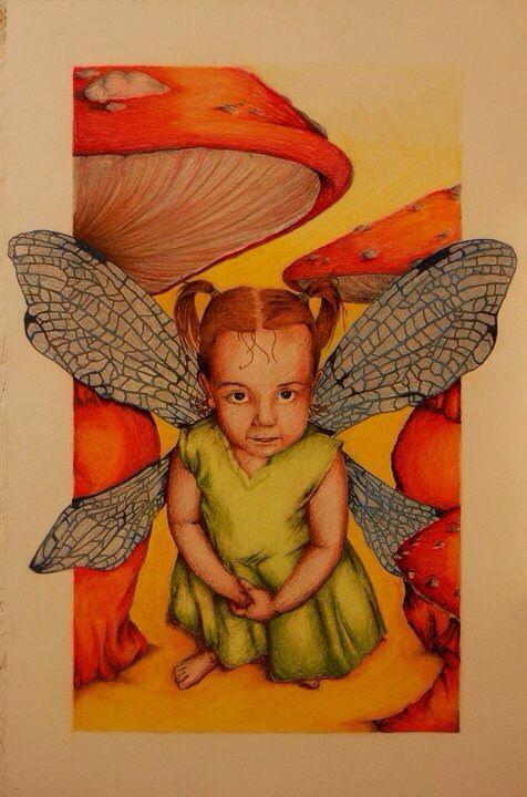 Fairy Peyton - Dooley Art