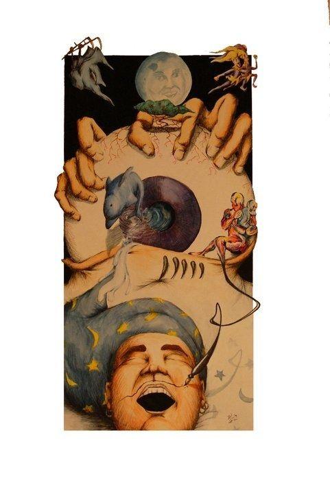 Dreams - Dooley Art