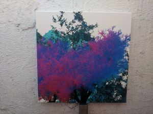 Blue Tree - Alexey Kazin