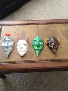 Knight Mask Series