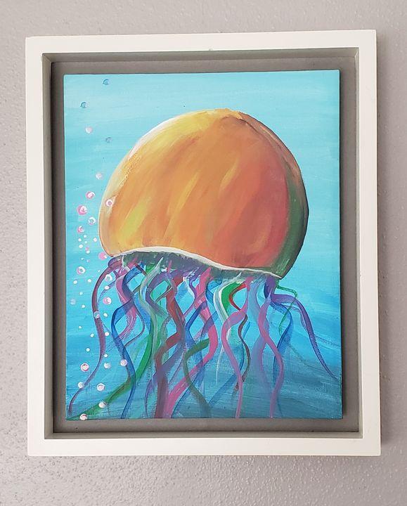 Jellyfish - Inebriated Abstrakts