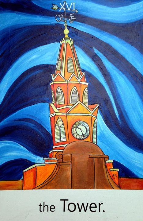 the Tower - estudiomau