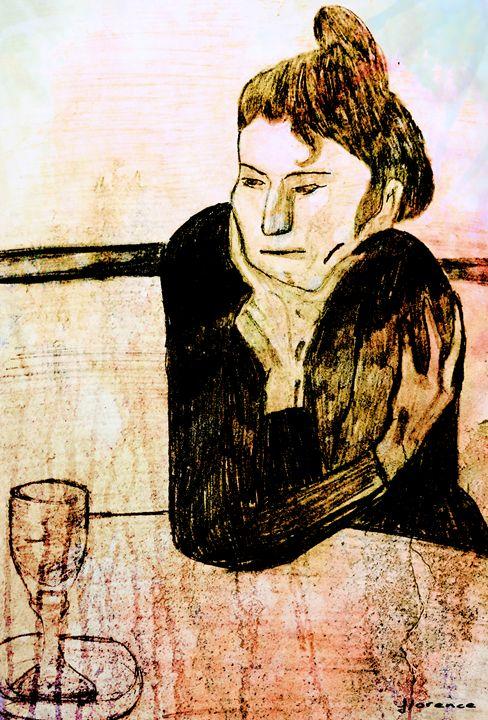 Drinker - Florence