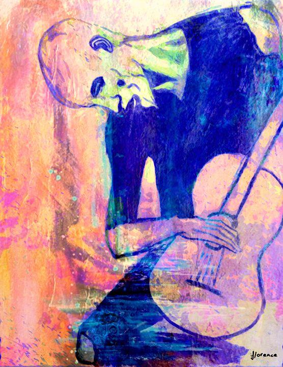 Classical Guitar - Florence