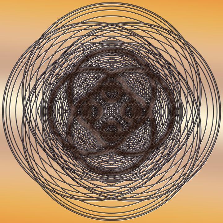 Abstract Circles - Florence