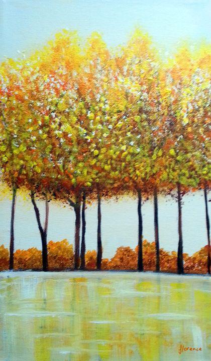 Autumnal Tints - Florence