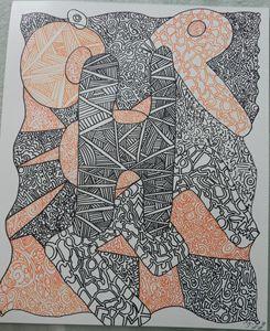 Hope Black/Orange