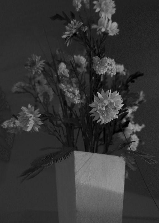emo bathroom flowers - rohanhandiwala