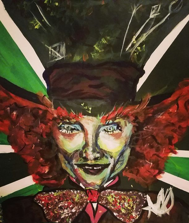 Mad-Hatter - Aleisha_Art