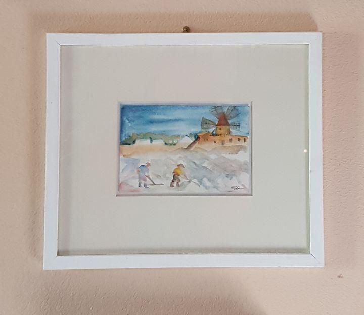 Salt of Sicily - ART Prints, paintinga & drawings