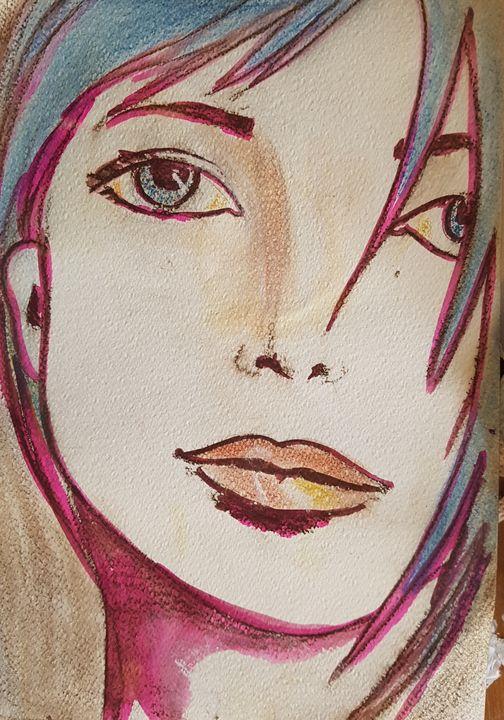 Bella - ART Prints, paintinga & drawings