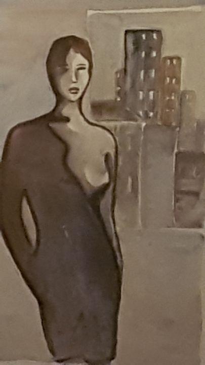 Metropolitan lafy - ART Prints, paintinga & drawings