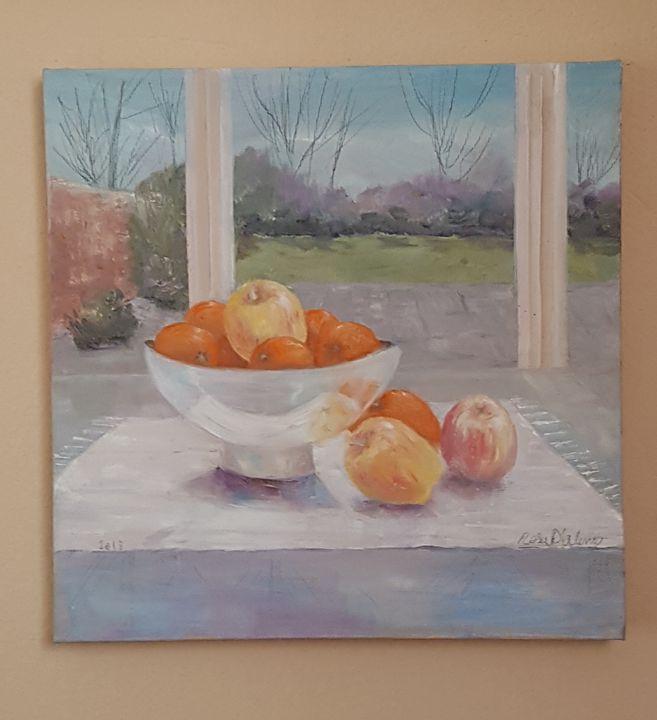 garden view - ART Prints, paintinga & drawings