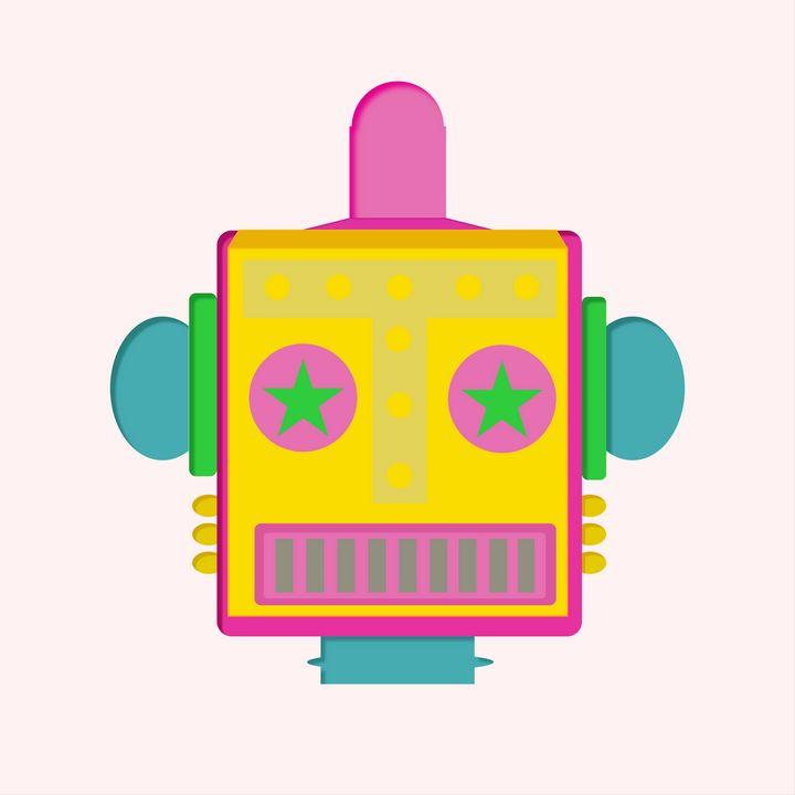 Head Bot CNDY #01 - damani damani