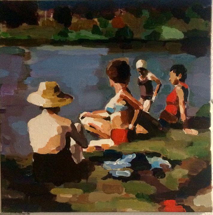 Summer Day - Tereza Strnad
