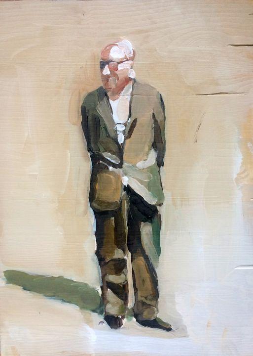 Old Man - Tereza Strnad