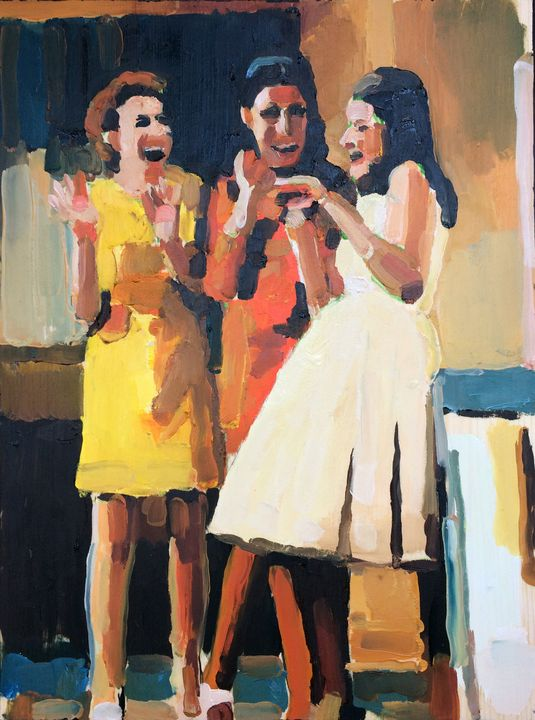 Women moment - Tereza Strnad