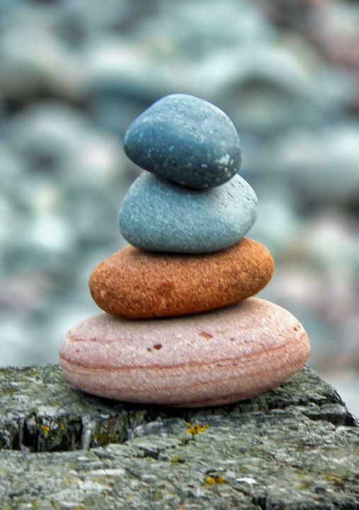 Pile of Pebbles - TerryficArt