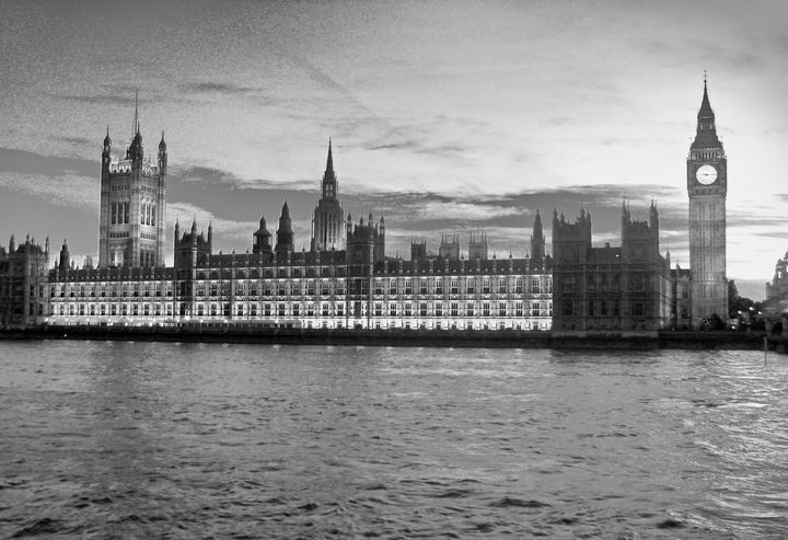 Houses of Parliment and Big Ben - TerryficArt