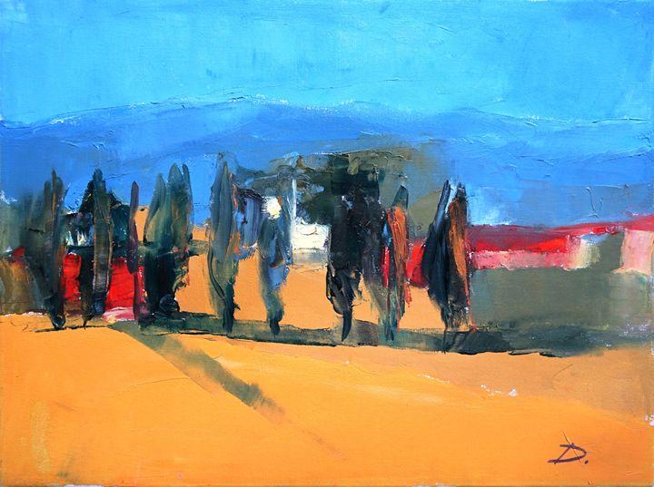 Tuscany - Diana Grigoryeva